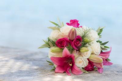 Brautstrauß 12