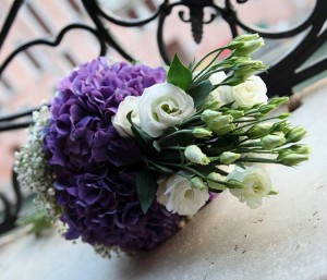Brautstrauß Venedighochzeit