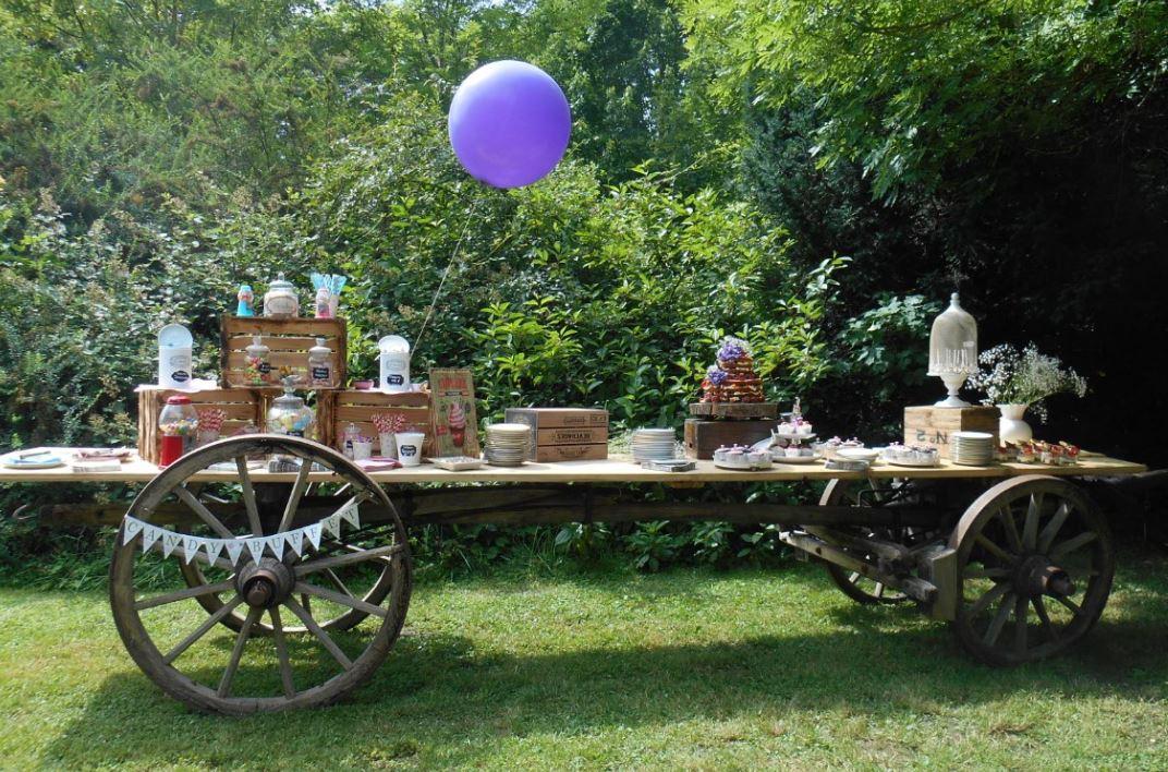 Candy-Bar-Hochzeit