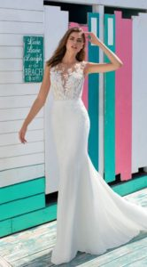 "Brautkleid: White One ""Ocala"""