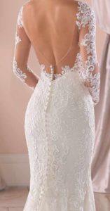 Brautkleid: Stella York 6729