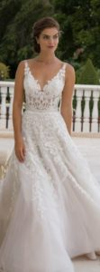 Brautkleid: White Silhouette 2020